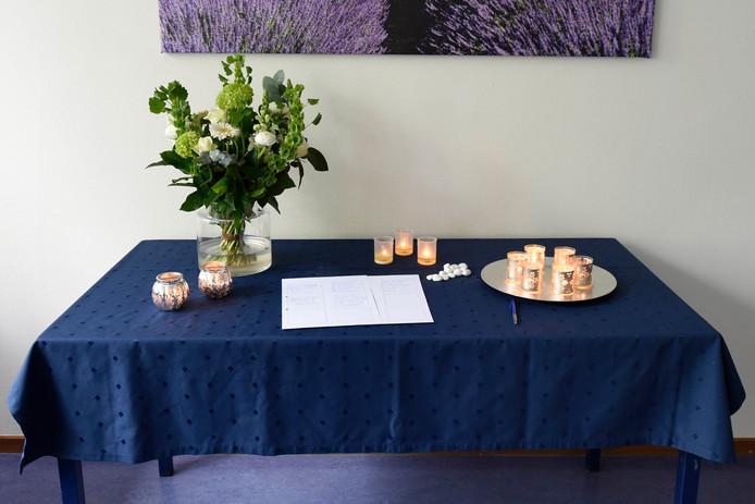 Op het Kalsbeek College, waar Ilja Schutte leerling was, is een herdenkingsplek ingericht, waar ook een condeleanceregister kan worden getekend.