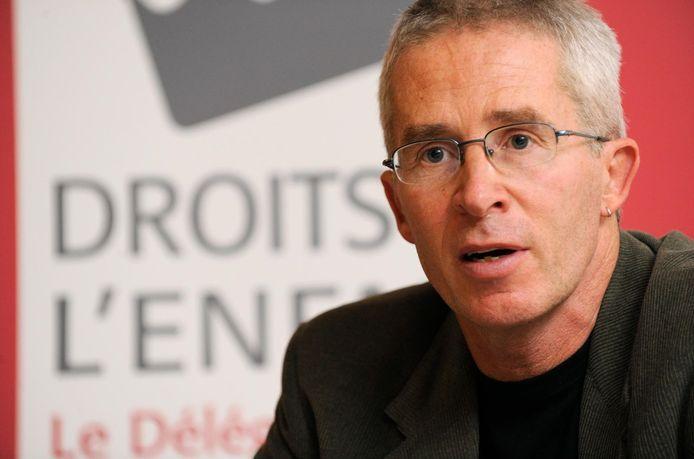 Bernard De Vos, élégué général aux droits de l'enfant.