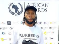 Dieumerci Mbokani est Soulier d'Ebène 2020