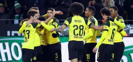 Dortmund blijft winnen in de Bundesliga, Klaassen valt uit bij Werder