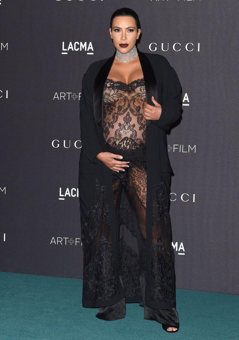 Jarige zwangere celebrity