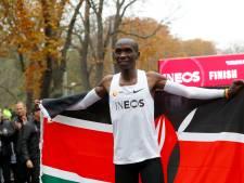 Marathon onder 2 uur stelt niets voor. 'Als we dieren toelaten tot de Olympische Spelen, winnen we niets'