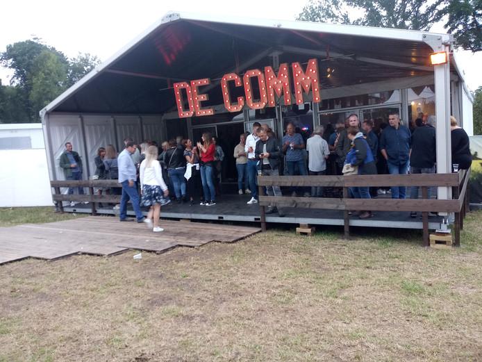 Tributeparty Groesbeek