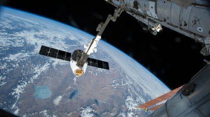"""Trump wil ruimtestation ISS privatiseren"""