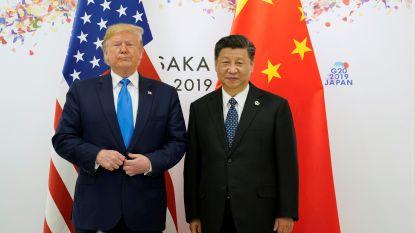 """""""China bereid tot gedeeltelijke overeenkomst in handelsoorlog met VS"""""""