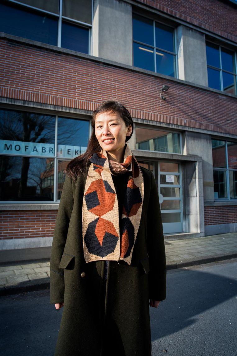 Ae Jin Huys zal in de Eskimofabriek een lunch- en cateringzaak beginnen.