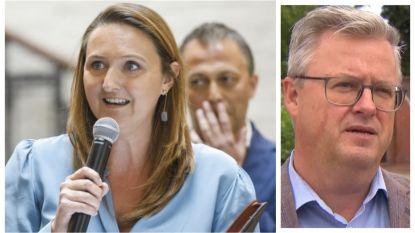 """Carl Devos: """"Rutten bemoeilijkt met haar uitspraak danig het werk van haar opvolger Lachaert"""""""