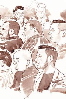 Bloederige Kapelzaak nadert ontknoping: Tilburgse moordverdachten horen uitspraak