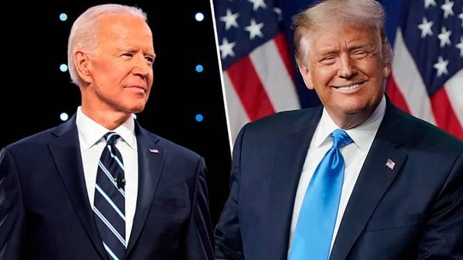 Trump wil dopingtest voor debat met Biden, Pence aanvaardt nominatie voor vicepresident