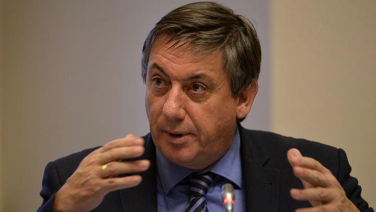 Minister van Binnenlandse Zaken Jan Jambon (N-VA).