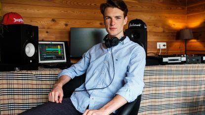 """Thomas (20) mag draaien op Tomorrowland: """"Fantastisch, maar advocaat worden is mijn échte droom"""""""