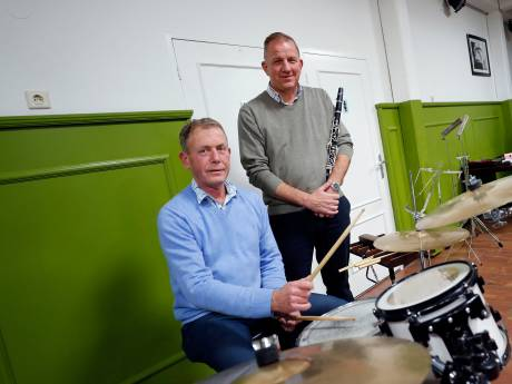 'Het muziekkorps VMK uit Veldhoven is onze tweede familie'