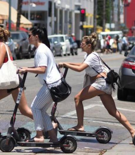Elektrische step legaal in Duitsland, autofabrikanten liften mee op succes