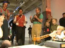 CliniClowns openen Museum der Verbeelding