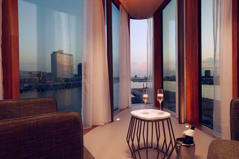 Staycation: dan maar voordelig naar een luxe hotel in Amsterdam