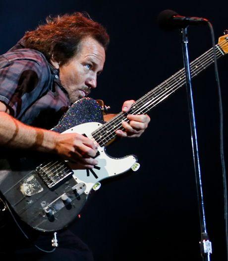 Pearl Jam verplaatst shows in Ziggo Dome vanwege coronavirus