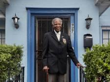 Zwarte soldaat Brown was een oorlogsheld die geen held mocht zijn