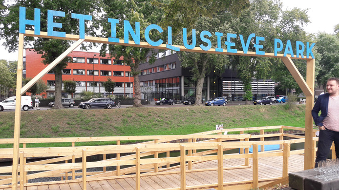 Het Inclusieve Park langs de Zuid-Willemsvaart