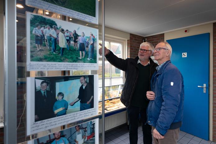 Winter met Peter Beers, voorzitter van Historisch Marknesse.