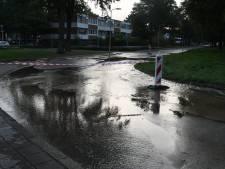 Huishoudens in Enschede zonder water door groot waterlek