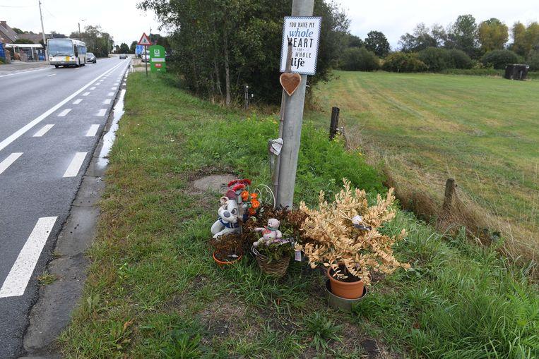 Noah Mortier werd in de zomer van 2015 van zijn fiets gereden langs de Provinciesteenweg.