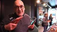 VIDEO: bekroonde beenhouwer Erwin Mertens lanceert geur-app voor zijn nieuwe worsten