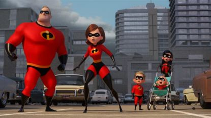 Nieuwe Pixar-film 'Incredibles 2' verplettert openingsrecord