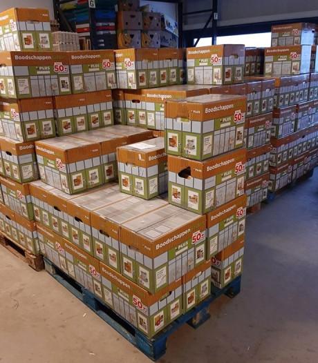 Winterswijkers sparen honderden boodschappenpakketten voor Achterhoekse minima