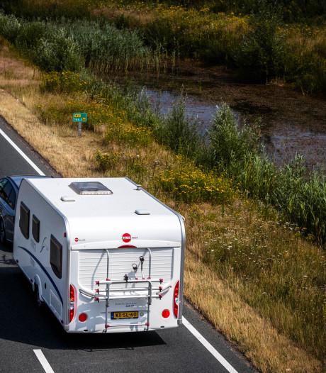 Maximaal drie dagen om caravan in  Berkelland uit te pakken