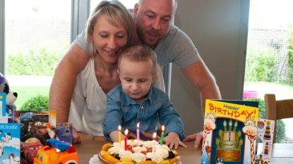 Gilles (9) verliest strijd tegen tumor