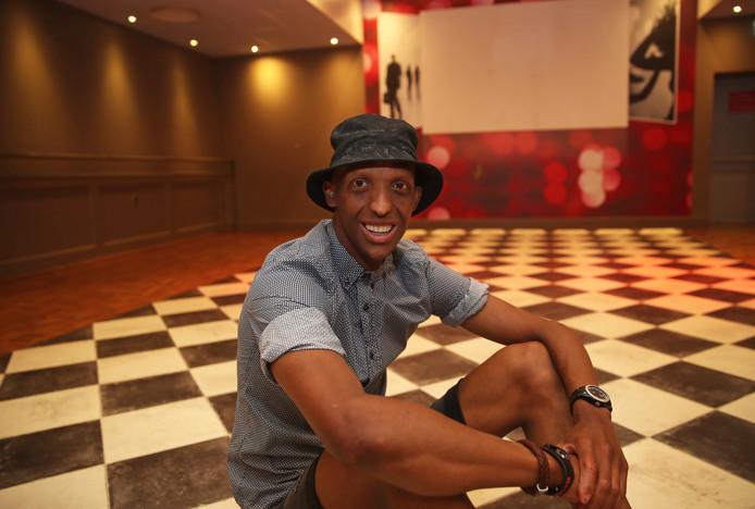 Brandon Taylor: ,,Volgend jaar sta ik in Theater Zuidplein en in Theater de Stoep in Spijkenisse. Echt gaaf.''