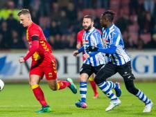 Slecht nieuws voor FC Eindhoven: Achenteh blesseert zijn enkel