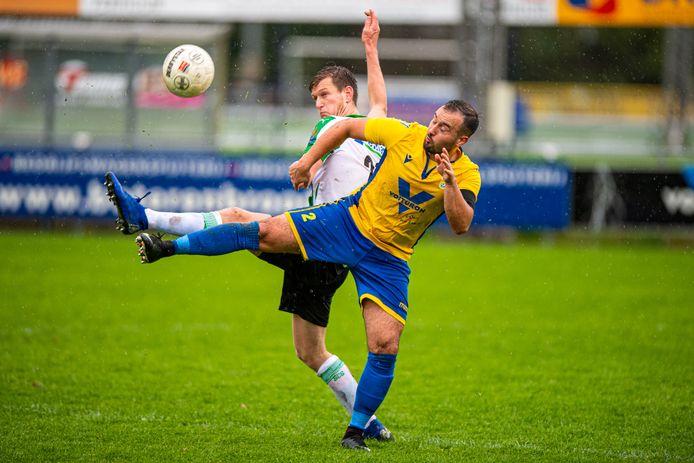 SC Genemuiden won met 0-1 van NSC Nijkerk.