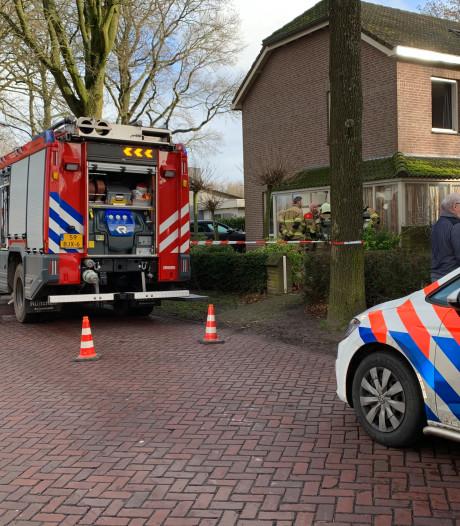 Vrouw (69) overleden door woningbrand in Cromvoirt
