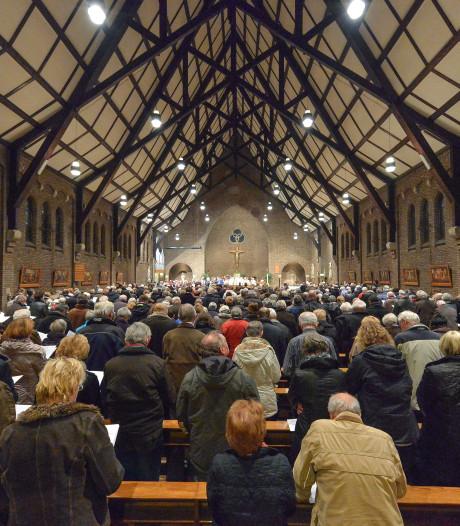 Plan voor appartementen in Teresiakerk Apeldoorn