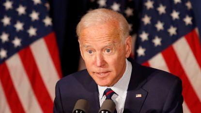 Democratische ex-vicepresident Biden steunt afzetting Trump