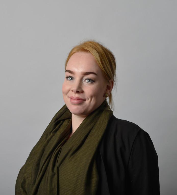 Leigh-Anne Jansen.