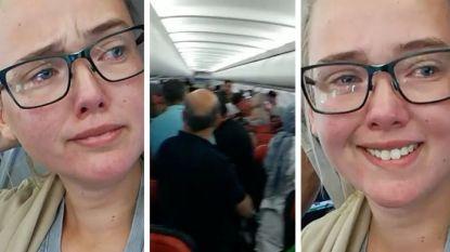 Zweedse studente die vliegtuig aan de grond hield om deportatie te voorkomen wordt vervolgd