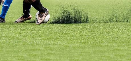 Aangifte om rubberkorrels op sportvelden
