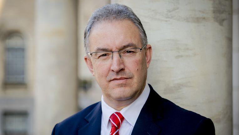 De Rotterdamse burgemeester Ahmed Aboutaleb. Beeld anp