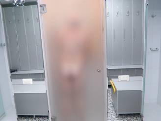 Bewakingscamera's in het kleedhok. Mag dat?
