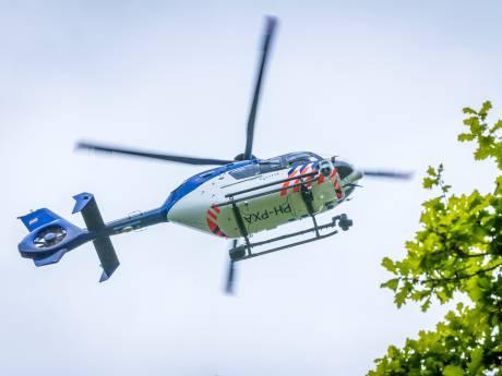 Bewoners Brielle schrikken in alle vroegte wakker van helikopter
