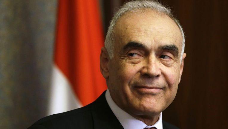 Mohamed Kamel Amr Beeld reuters