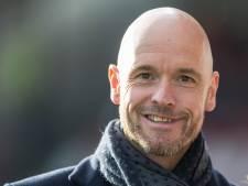 Erik ten Hag: Teamspirit is geheim van succes van FC Utrecht