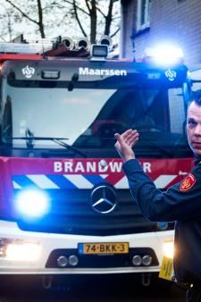 Krappe straatjes frustreren brandweer: 'Dan maar een spiegel eraf'