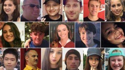 """""""Had ik die kogels maar voor jou kunnen opvangen"""": dit zijn de 17 slachtoffers van schietpartij in Florida"""