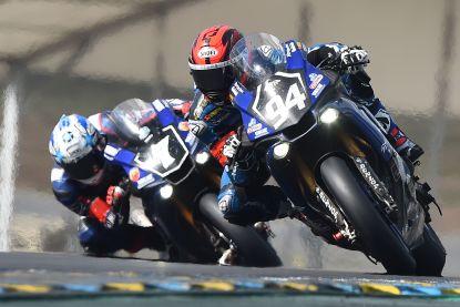 Yamaha zegeviert in 24 Uren van Le Mans
