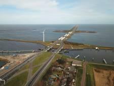 Noord-Hollander raast met 242 kilometer per uur over Afsluitdijk
