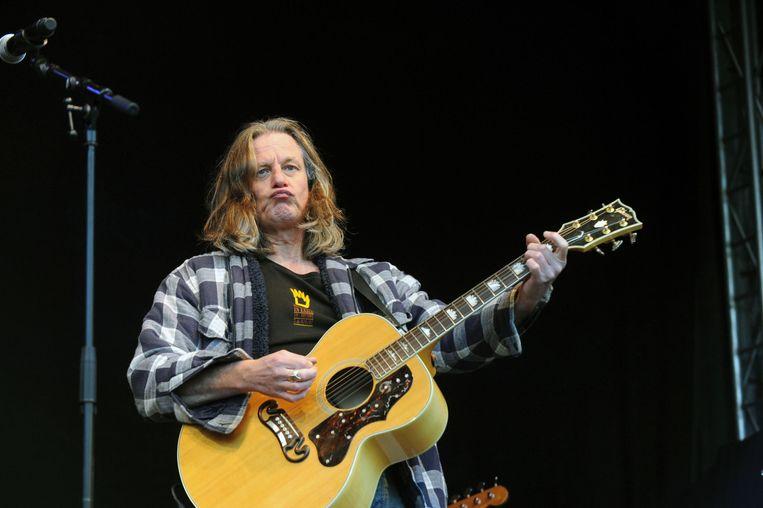 Muziektheater proMITHEus stelt voor zijn rockmusical Next To Normal trotse peter Guy Swinnen voor.