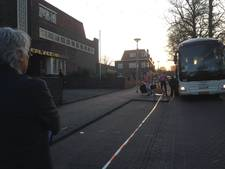 Schoolklas terug thuis na aanslagen Londen